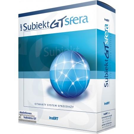 Subiekt GT Sfera – otwarty system sprzedaży