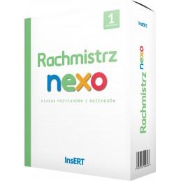 Rachmistrz nexo - KPiR i podatek zryczałtowany