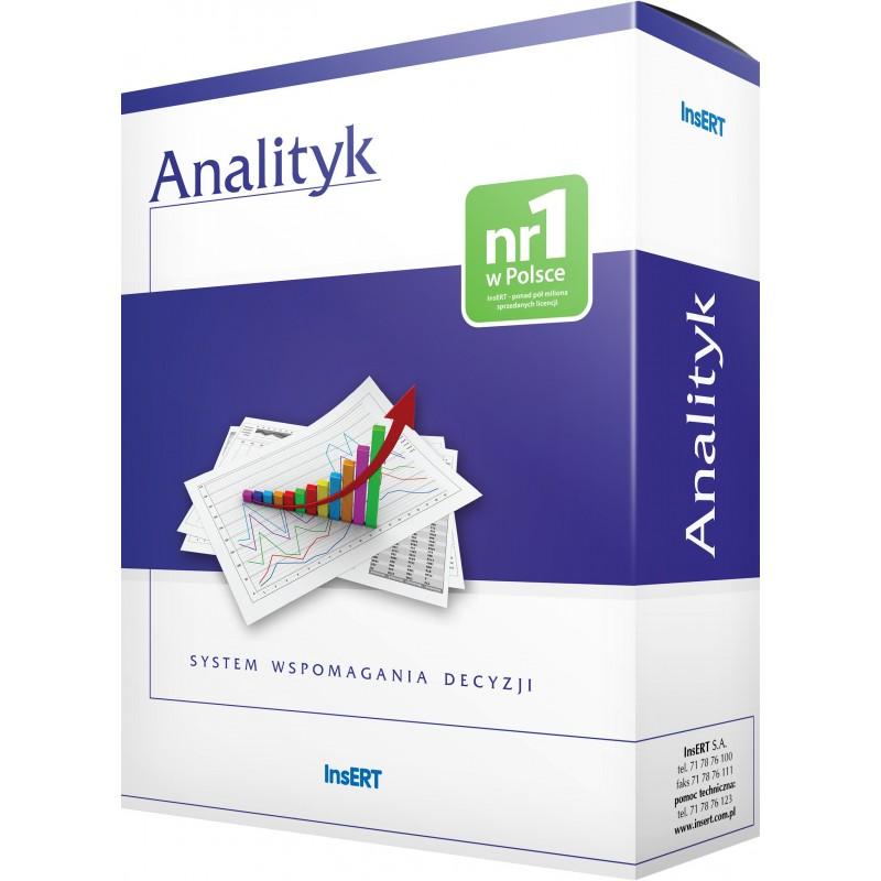 Analityk - system wspomagania decyzji