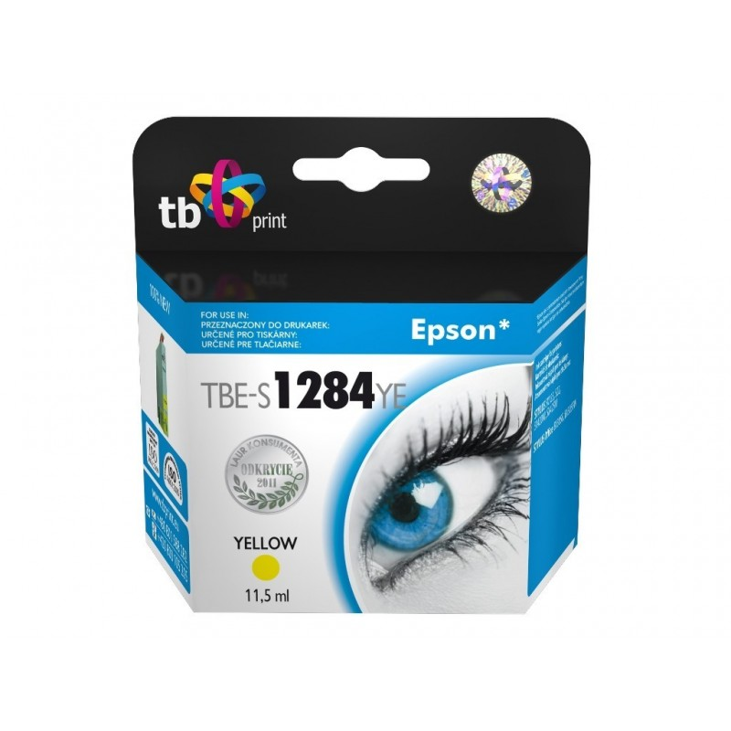 Tusz do Epson S22/SX125 TBE-S1284YE YE