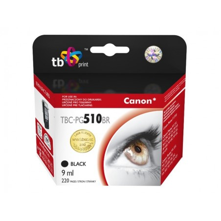 Tusz do Canon MP 240 TBC-PG510BR BK ref.