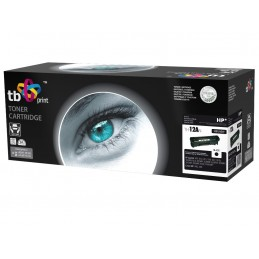 Toner do HP Q2612A TH-12AN BK 100% nowy