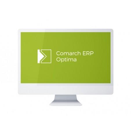 Comarch ERP Optima Płace i Kadry Plus