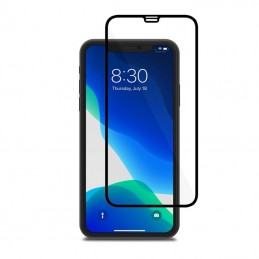 Moshi IonGlass - Szkło ochronne na ekran do iPhone 11 / iPhone XR (Black)
