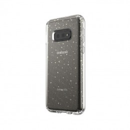 Speck Presidio Clear with Glitter - Etui Samsung Galaxy S10e (Gold Glitter/Clear)
