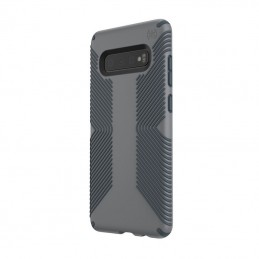 Speck Presidio Grip - Etui Samsung Galaxy S10+ (Graphite Grey/Charcoal Grey)