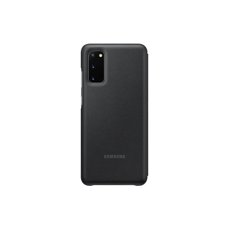 Samsung LED View Cover - Etui Samsung Galaxy S20 (Black)