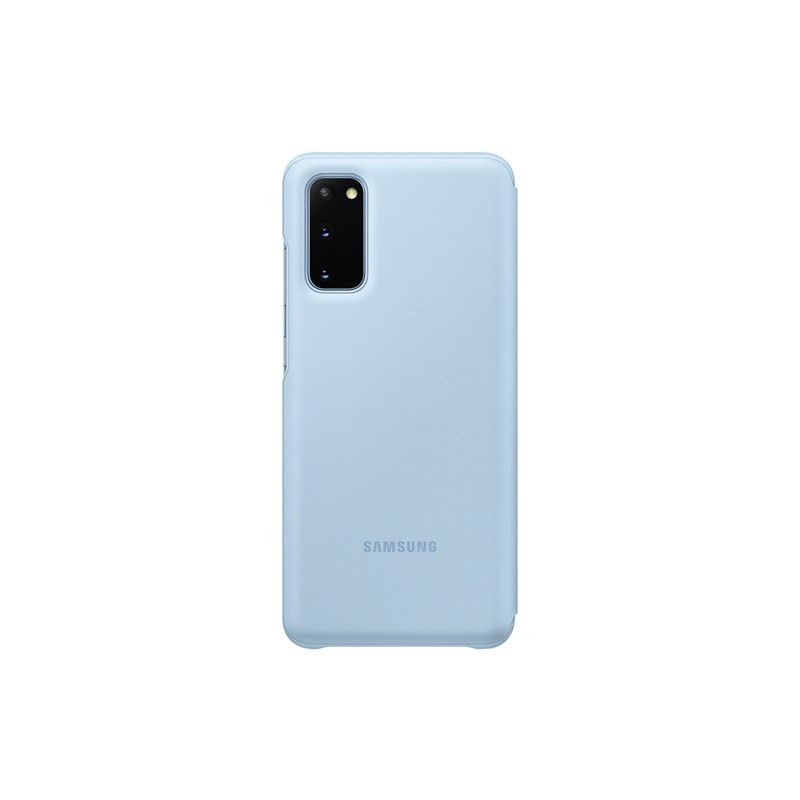 Samsung LED View Cover - Etui Samsung Galaxy S20 (Blue)