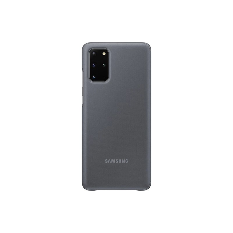 Samsung Clear View Cover - Etui Samsung Galaxy S20+ (Gray)