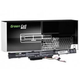 Green Cell PRO Bateria do Asus A41-X550E F550D F550DP F750L / 14,4V 2600mAh
