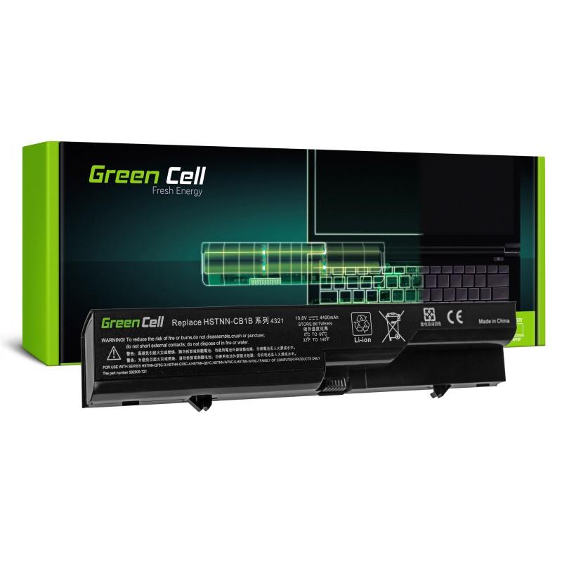Green Cell Bateria do HP ProBook 4320s 4520s 4525s / 11,1V 4400mAh