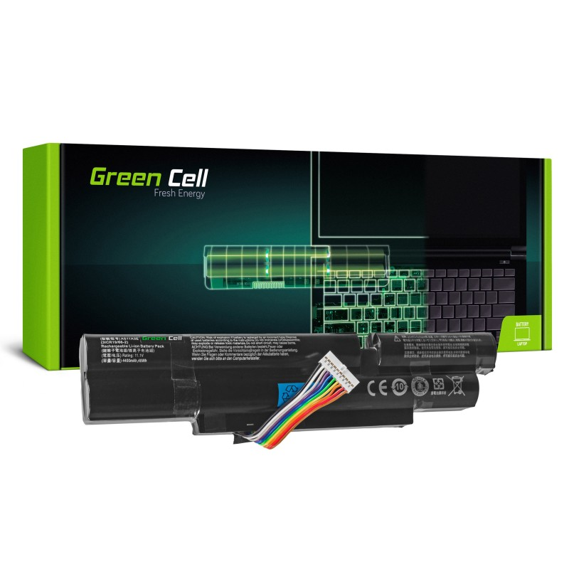 Green Cell Bateria do Acer Aspire 3830T 4830T 4830TG 5830 5830T 5830TG / 11,1V 4400mAh