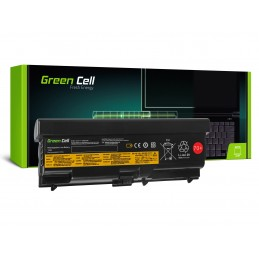Green Cell Bateria do Lenovo ThinkPad L430 L530 T430 T530 W530 / 11,1V 6600mAh