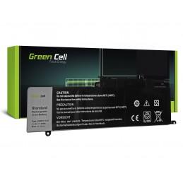 Green Cell Bateria do Dell Inspiron 11 3147 3148 3152 3153 13 7347 7348 7352 / 11,1V 3850mAh