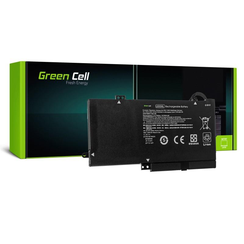 Green Cell Bateria do HP Envy x360 15-W M6-W Pavilion x360 13-S 15-BK / 11,4V 4000mAh