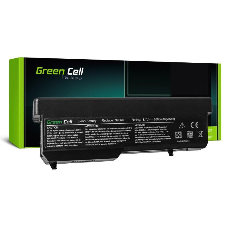 Green Cell Bateria do Dell Vostro 1310 1320 1510 1511 1520 2510 / 11,1V 6600mAh