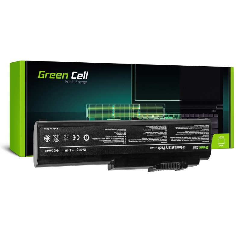 Green Cell Bateria do Asus N50 N51 / 11,1V 4400mAh