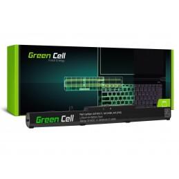 Bateria Green Cell A41N1611 do Asus GL553 GL553V GL553VD GL553VE GL553VW GL753 GL753V GL753VD GL753VE FX553V FX753 FX753V