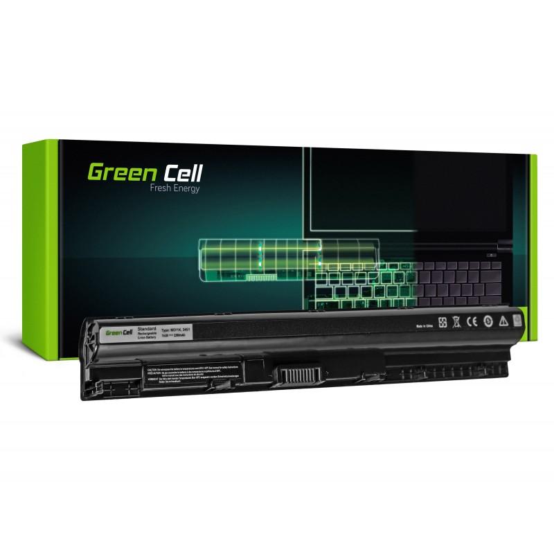 Green Cell Bateria do Dell Inspiron 3451 3555 3558 5551 5552 5555 / 14,4V 2200mAh