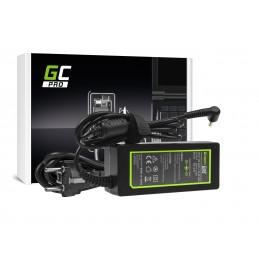 Green Cell PRO Ładowarka  Zasilacz do Lenovo 65W / 20V 3.25A / 4.0mm-1.7mm