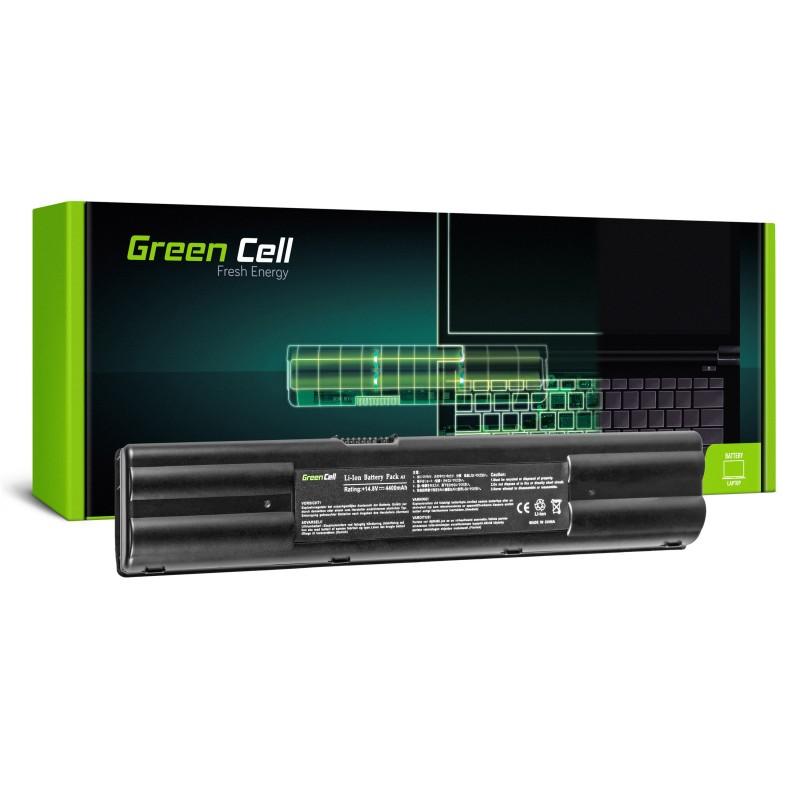 Green Cell Bateria do Asus A3 A3A A3000 A6 A6M A6R A6000 A7 G1 G2 / 14,4V 4400mAh