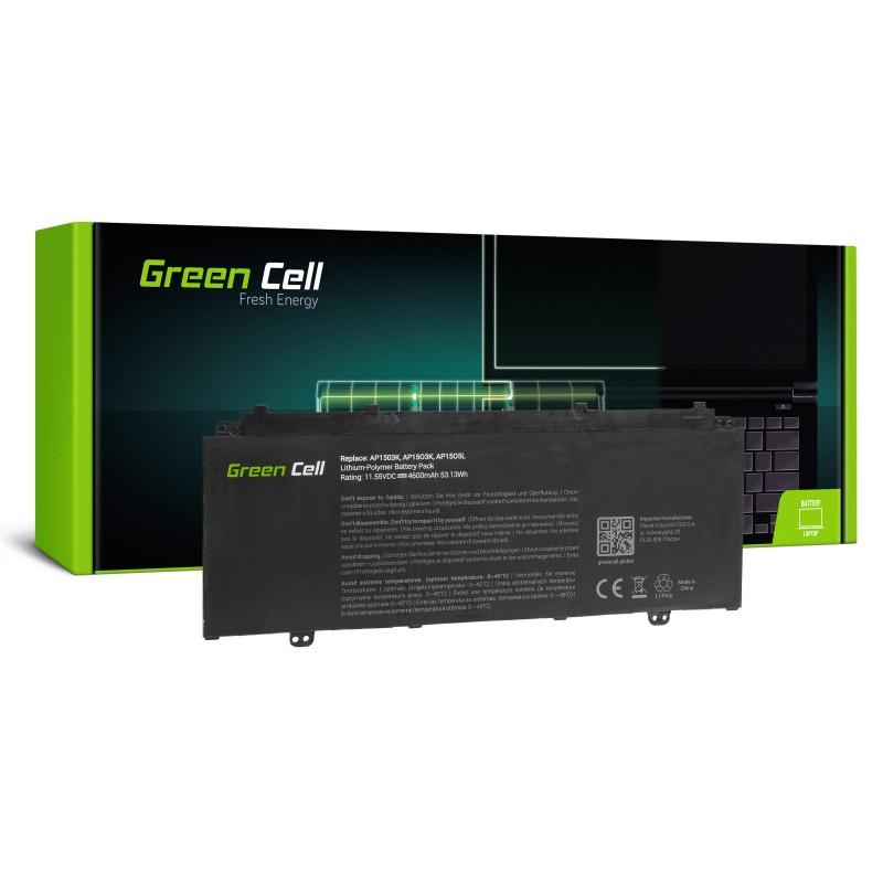 Bateria AP15O3K AP15O5L do Acer Aspire S 13 S5-371 S5-371T Swift 5 SF514-51 Chromebook R 13 CB5-312T