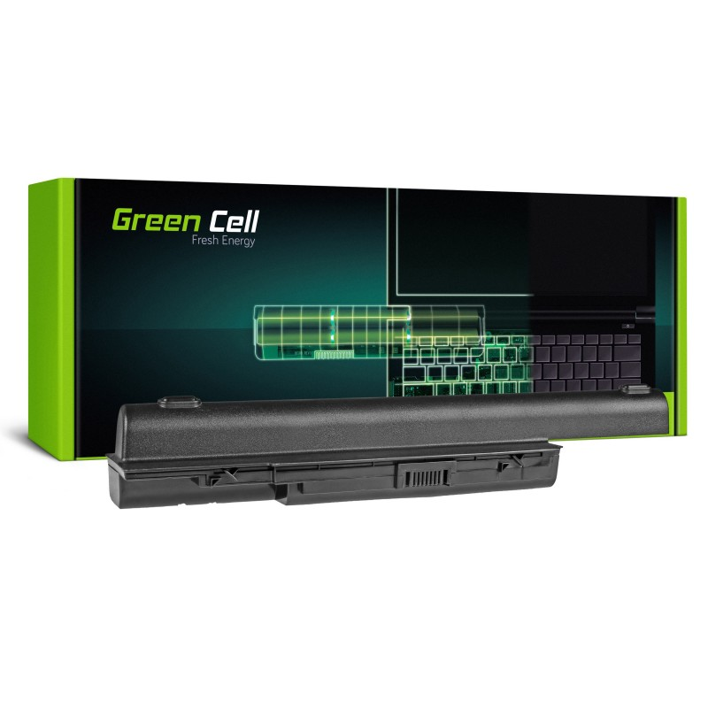 Green Cell Bateria do Acer Aspire 5520 AS07B31 AS07B32 / 11,1V 8800mAh