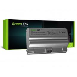 Green Cell Bateria do Sony Vaio PCG-3A1M VGN-FZ21M VGN-FZ21S / 11,1V 4400mAh