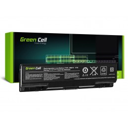 Green Cell Bateria do Dell Studio 17 1735 1736 1737 / 11,1V 4400mAh