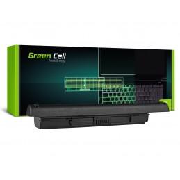 Green Cell Bateria do Toshiba Satellite A200 A300 A500 L200 L300 L500 / 11,1V 6600mAh