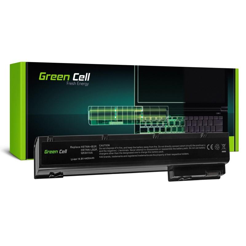 Green Cell Bateria do HP EliteBook 8560w 8570w 8760w 8770w / 14,4V 4400mAh