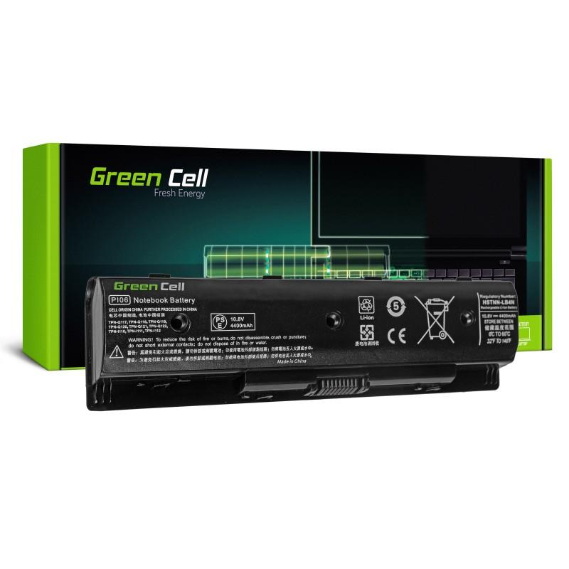 Green Cell Bateria do HP Pavilion 14 15 17 Envy 15 17 / 11,1V 4400mAh