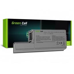 Green Cell Bateria do Dell Latitude D531 D531N D820 D830 PP04X / 11,1V 6600mAh