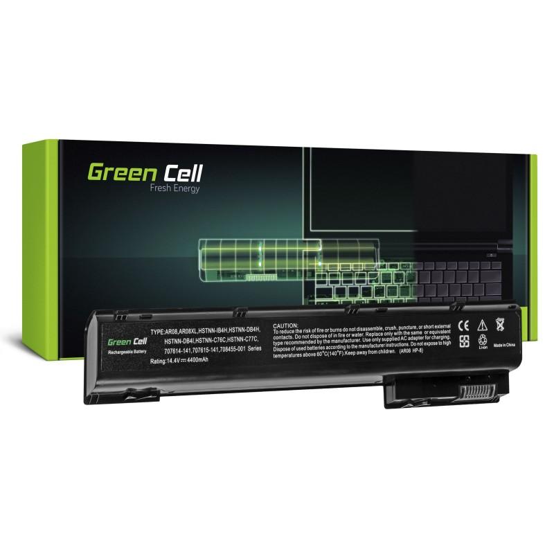Green Cell Bateria do HP ZBook 15 15 G2 17 17 G2 / 14,4V 4400mAh