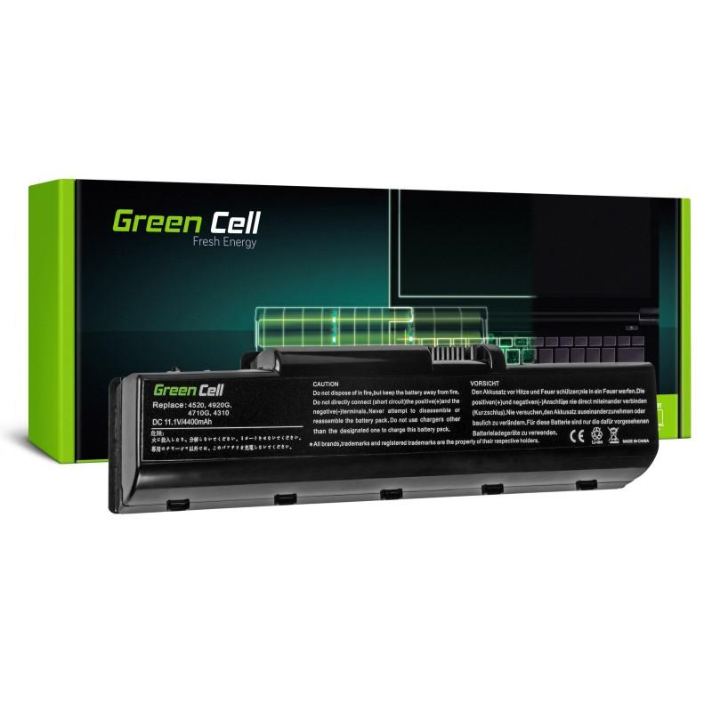 Green Cell Bateria do Acer Aspire 4710 4720 5735 5737Z 5738 / 11,1V 4400mAh