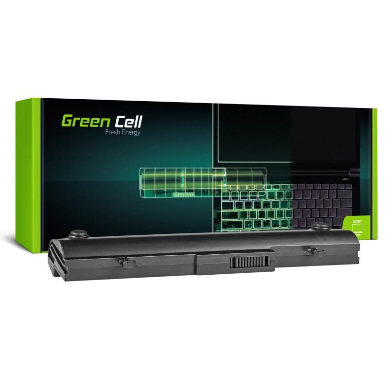 Green Cell Bateria do Asus Eee-PC 1001 1001P 1005 1005P 1005H (czarna) / 11,1V 4400mAh