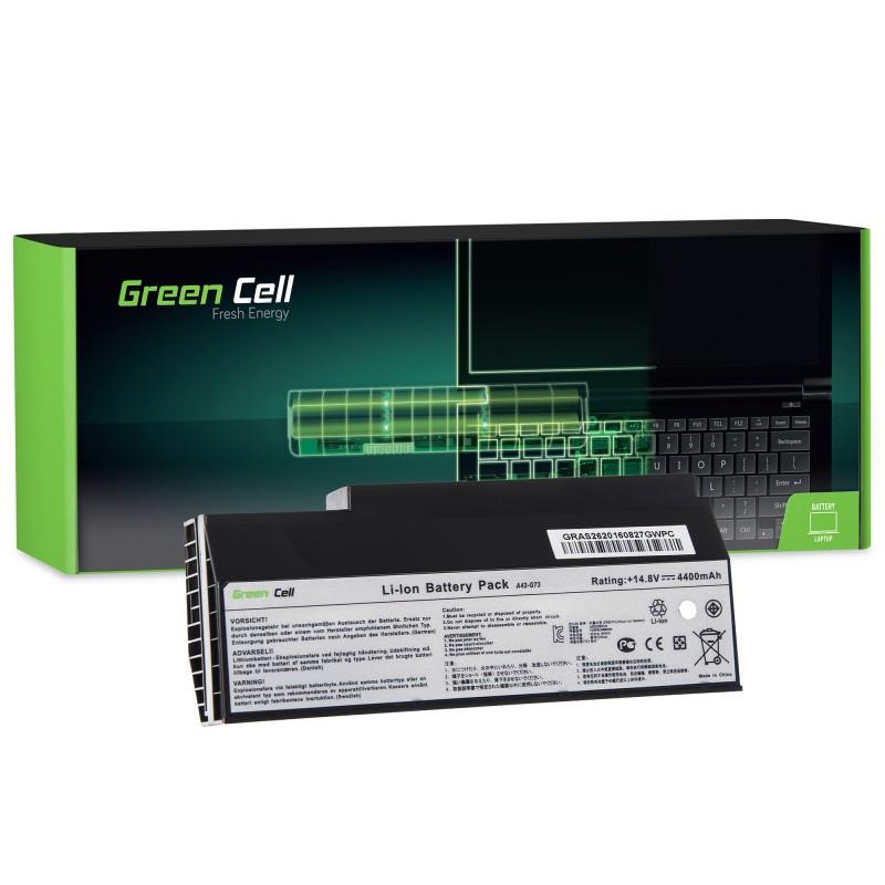 Green Cell Bateria do Asus G53 G73 / 14,4V 4400mAh