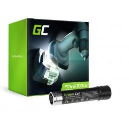 Bateria Akumulator Green Cell do Black&Decker Versapak VP-100 VP100 VP143 VP369 VP7240 3.6V 2Ah