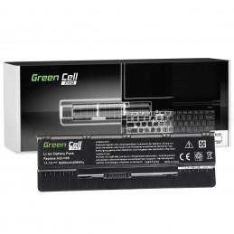 Green Cell PRO Bateria do Asus A32-N56 N46 N46V N56 N76 / 11,1V 5200mAh