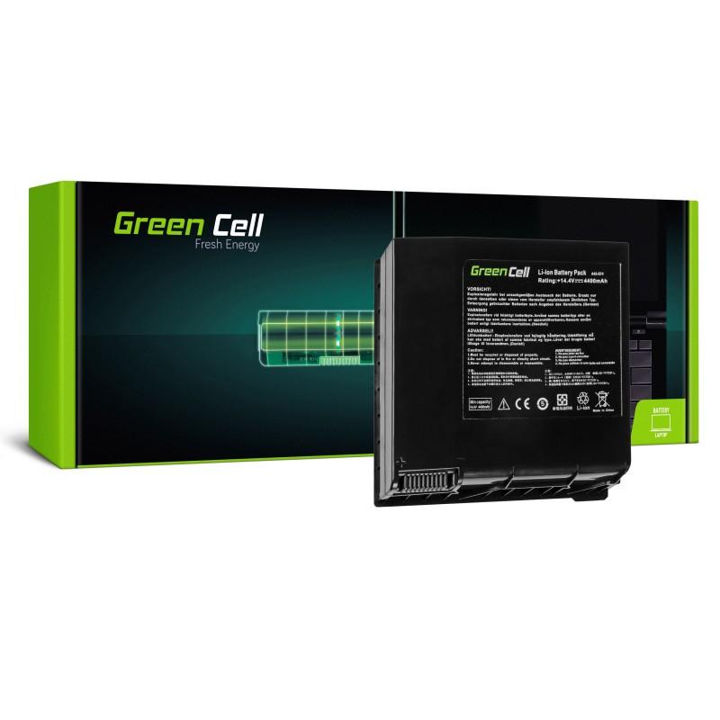 Green Cell Bateria do Asus G74 G74S G74J / 14,4V 4400mAh