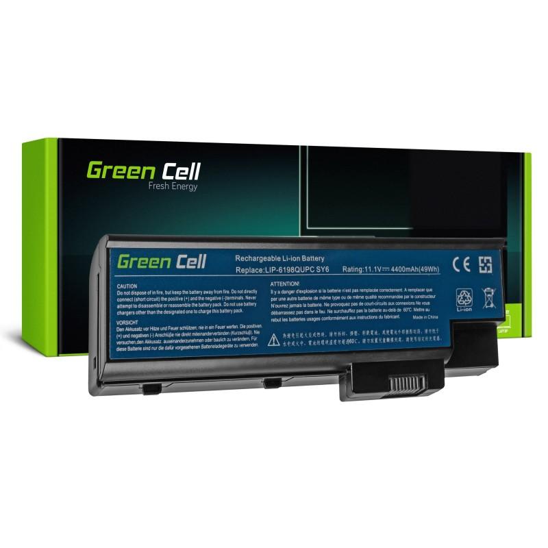 Green Cell Bateria do Acer Aspire 5620 7000 9300 9400 / 11,1V 4400mAh