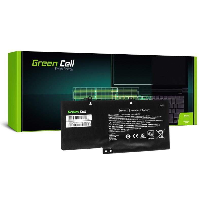 Green Cell Bateria do HP Pavilion x360 13-A 13-B / 11,4V 3700mAh