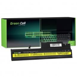 Green Cell Bateria do Lenovo ThinkPad T40 T41 T41p T42 T42p T43 T43p R50 R52 / 11,1V 4400mAh