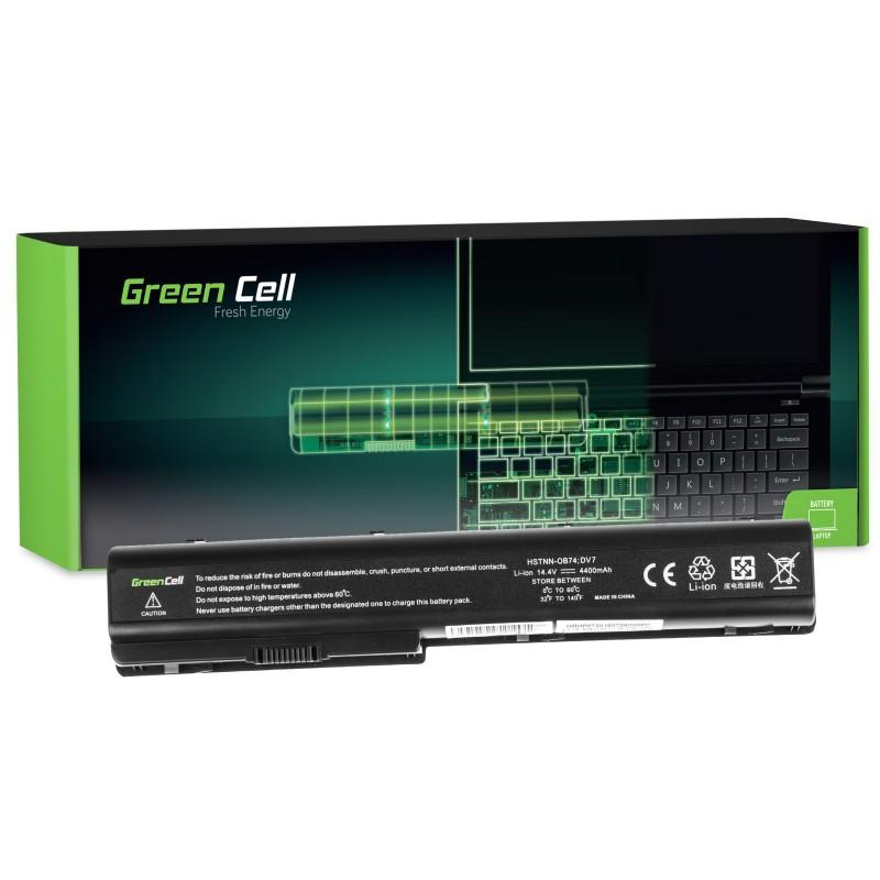 Green Cell Bateria do HP Pavilion DV7 DV7T DV7Z DV8 / 14,4V 4400mAh