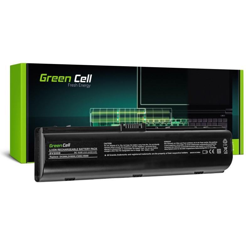 Green Cell Bateria do HP Pavilion DV2000 DV6000 DV6500 DV6700 / 11,1V 4400mAh
