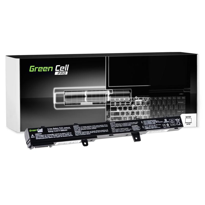 Green Cell PRO Bateria do Asus R508 R556 R509 X551 / 14,4V 2600mAh