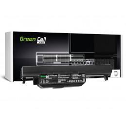 Green Cell PRO Bateria do Asus A32-K55 A45 A55 K45 K55 K75 / 11,1V 5200mAh