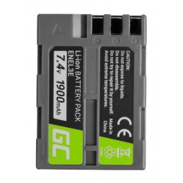 Bateria akumulator Green Cell Nikon D-SLR D50 D70 D80 D90 D100 D200 D300 D700 D900 7.4V