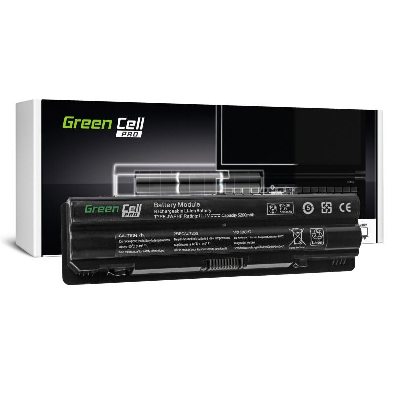 Green Cell PRO Bateria do Dell XPS 14 14D 15 15D 17 / 11,1V 5200mAh