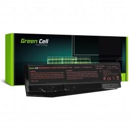 Bateria Green Cell N850BAT-6 do Clevo N850 N855 N857 N870 N871 N875, Hyperbook N85 N85S N87 N87S